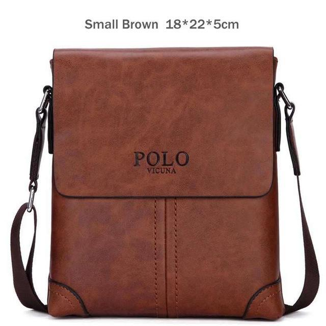 VICUNA POLO Vintage Sling Bag - BagPrime - Look Your Best with Amazing Bags 4503229711dfe