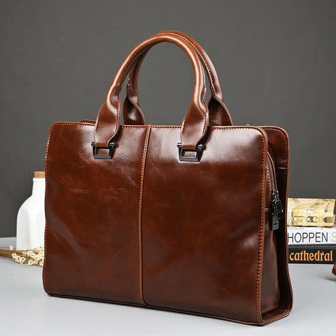 Vintage Business Bag - BagPrime - Look Your Best with Amazing Bags