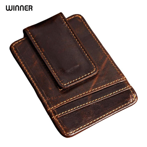 Vintage Clip Wallet - BagPrime - Look Your Best with Amazing Bags