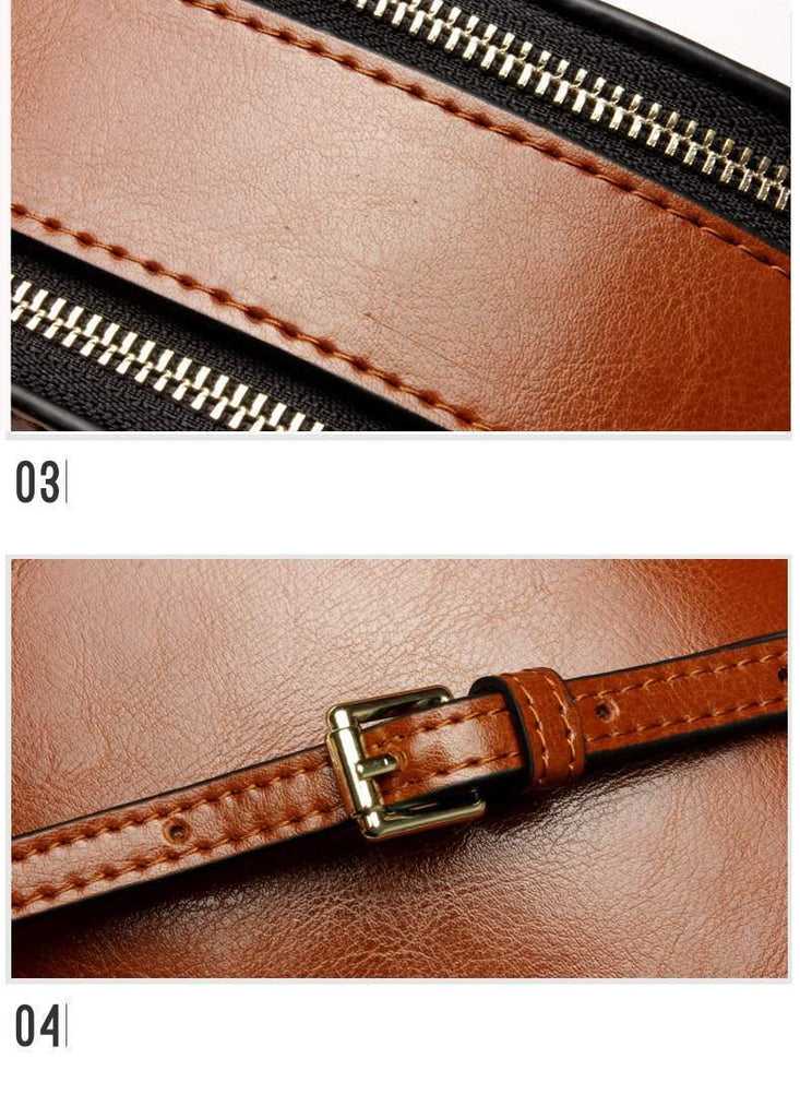 Vintage Crossbody Bag - BagPrime - Look Your Best with Amazing Bags