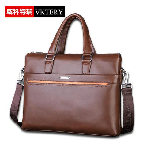 VKTERY Classic Business Bag - BagPrime - Look Your Best with Amazing Bags