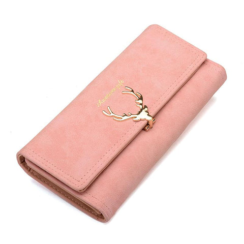 VODIU Antler Design Wallet - BagPrime - Look Your Best with Amazing Bags
