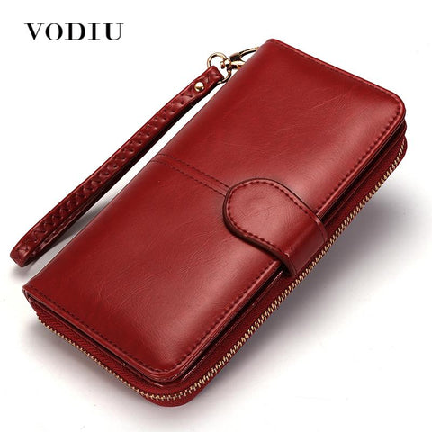 VODIU Modern Classic Wallet - BagPrime - Look Your Best with Amazing Bags