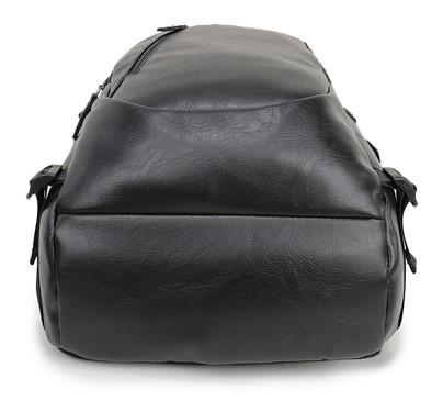 VORMOR Edgy Waterproof Backpack-bag-bagprime-Black-China-15 Inches-BagPrime - Global Prime Bag Fashion Platform