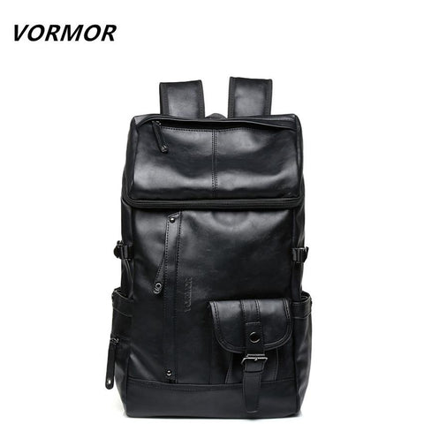 VORMOR Military Inspired Backpack-bag-bagprime-Black-China-BagPrime - Global Prime Bag Fashion Platform