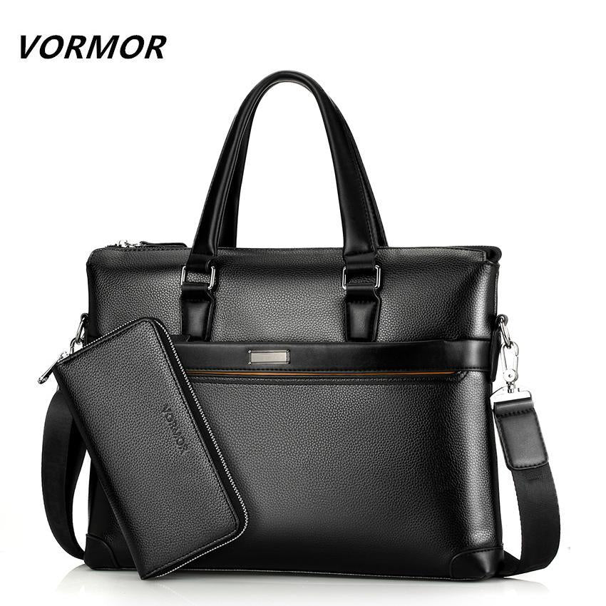 VORMOR Modern Classic Laptop Bag - BagPrime - Look Your Best with Amazing Bags