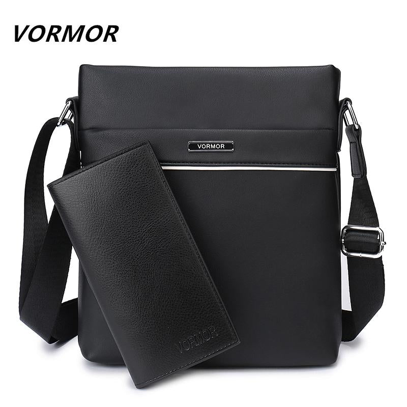 VORMOR Modern Classic Messenger Bag - BagPrime - Look Your Best with Amazing Bags