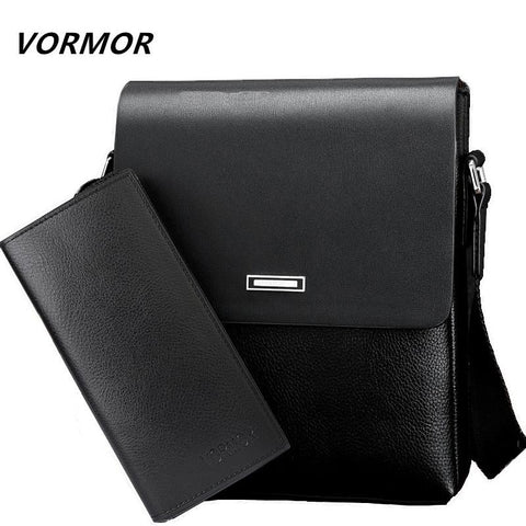 VORMOR Modern Edgy Messenger Bag - BagPrime - Look Your Best with Amazing Bags