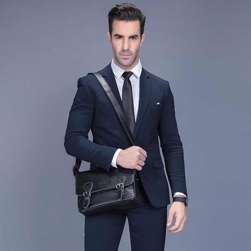 VORMOR Retro Messenger Bag - BagPrime - Look Your Best with Amazing Bags