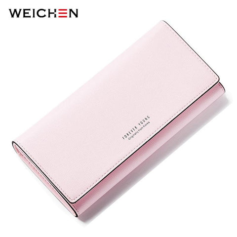 WEICHEN Modern Chic Wallet - BagPrime - Look Your Best with Amazing Bags