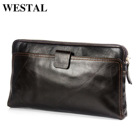 WESTAL Vintage Wallet Clutch - BagPrime - Look Your Best with Amazing Bags