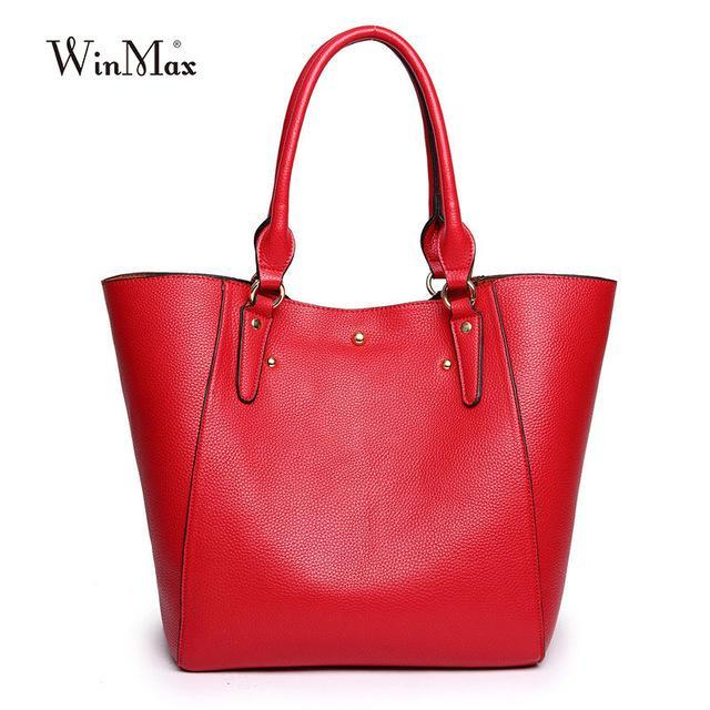 WINMAX Classy Leather Shoulder Bag for Women