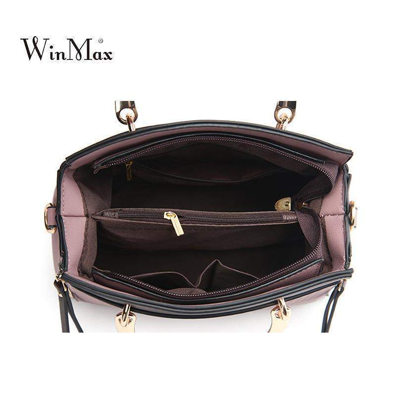 WINMAX Structured Handbag - BagPrime - Look Your Best with Amazing Bags