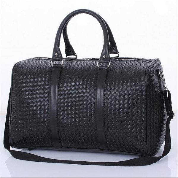 cdbdf9f12cd9 Woven Style Duffel Bag - BagPrime - Look Your Best with Amazing Bags ...