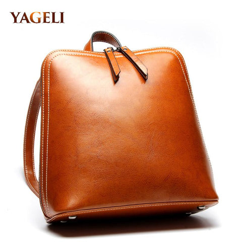 YAGELI Rustic Cool Backpack - BagPrime - Look Your Best with Amazing Bags