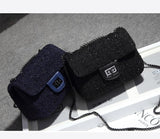 YBYT Classic Wool Messenger Bag - BagPrime - Look Your Best with Amazing Bags