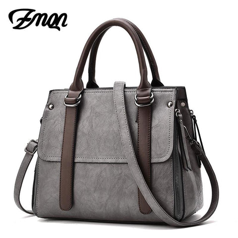 ZMQN Modern Classic Satchel Bag - BagPrime - Look Your Best with Amazing Bags
