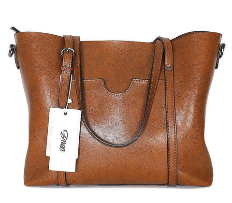 ZMQN Vintage Tote Bag - BagPrime - Look Your Best with Amazing Bags