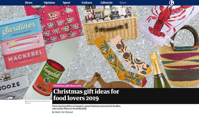 The Guardian - Christmas Gift Guide 2019 Jan 20