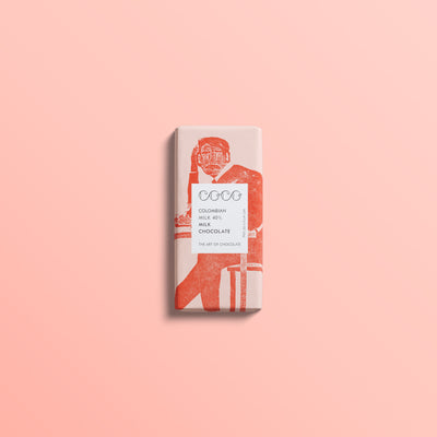 Mini Bar | Colombian Milk 40%