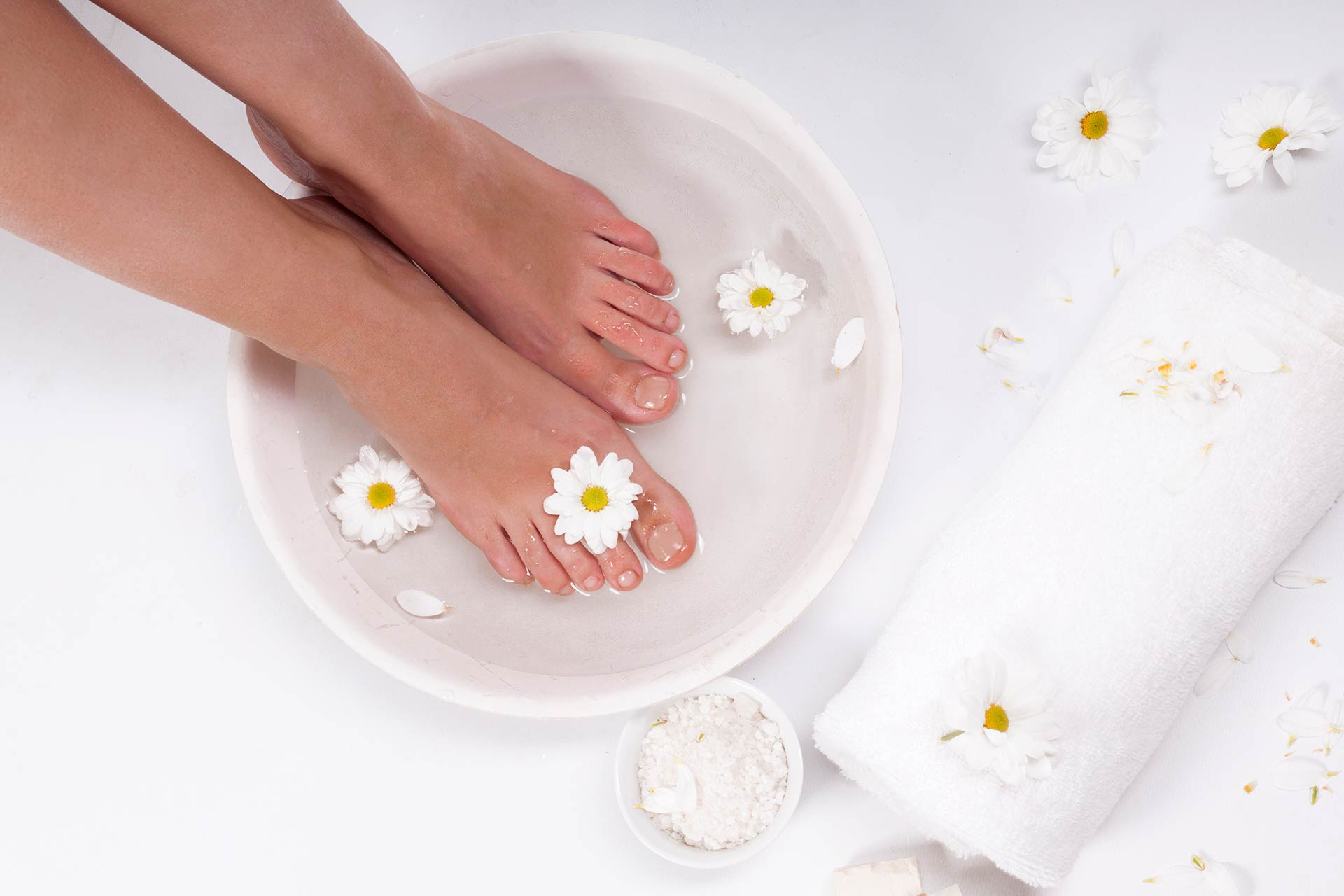 Love Your Feet with an Epsom Salt Bath