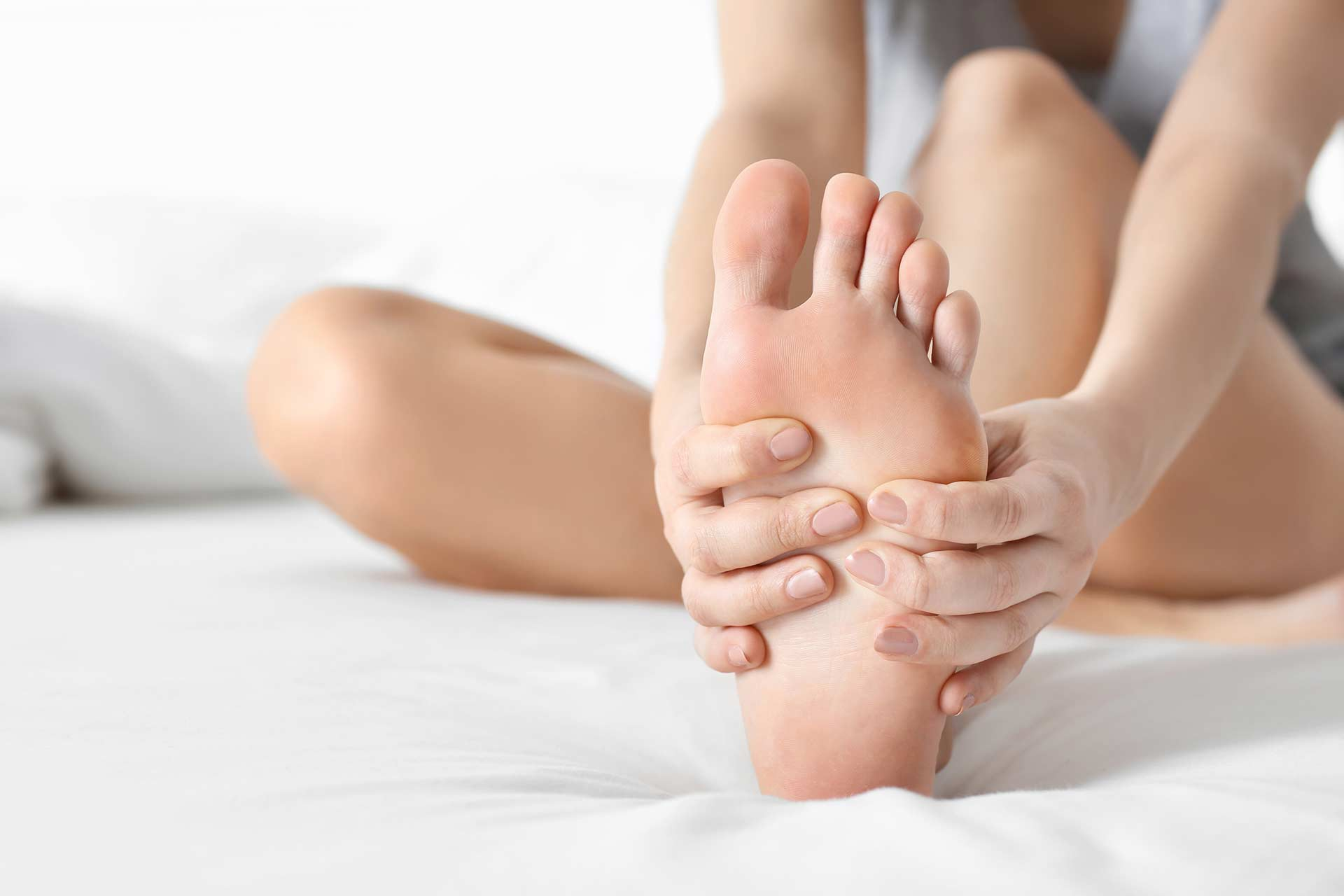 Wearing Flip Flops May Lead to Plantar Fasciitis
