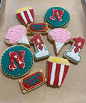 Circus Iced Sugar CookieZ