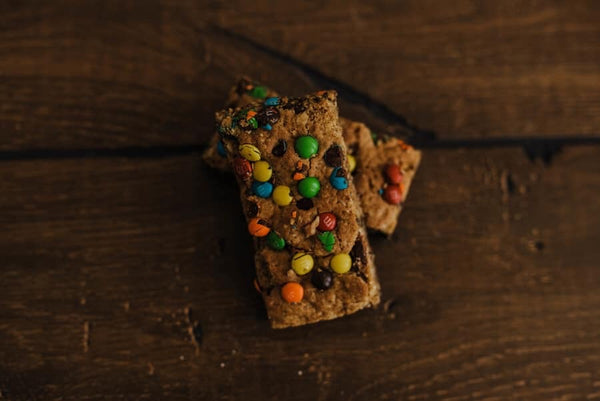 Baked Monster Lactation Bars
