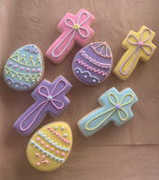 Easter Iced Cookie Set