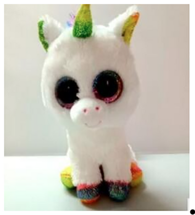 Small Unicorn Plush Toy