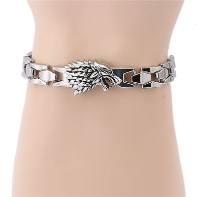 Game of Thrones Silver Bracelet