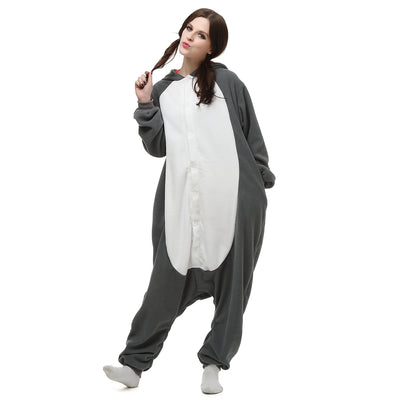 Costume Wolf  Halloween Jumpsuit
