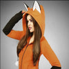 New Fox Sweatshirt Women Hoodie