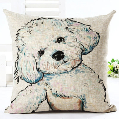 Handmade Custom Dog Cushions