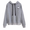 Autumn Casual Pullover Hoodie