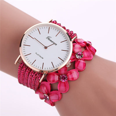 Women Casual Bracelet Watch