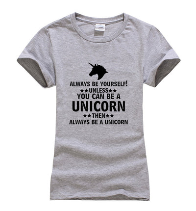 Unicorn Women T-shirt