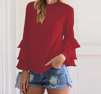 Elegant Loose Top