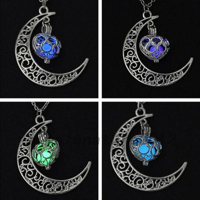 Moon Glow Luminous Relaxation Necklace