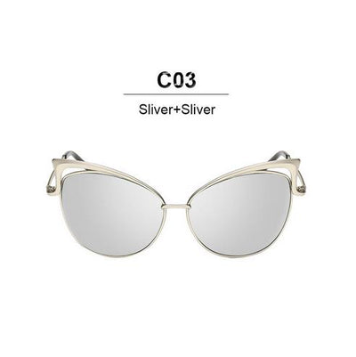 Cat Eye Luxury Sun-glass