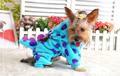 Costume Dog Fleece