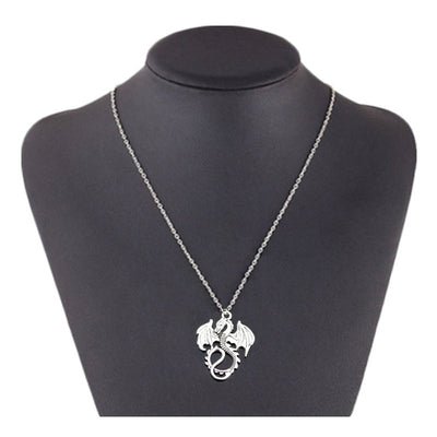 Infinity 8 Pendant Necklace