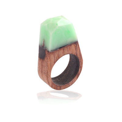 New Arrival Wood Ring
