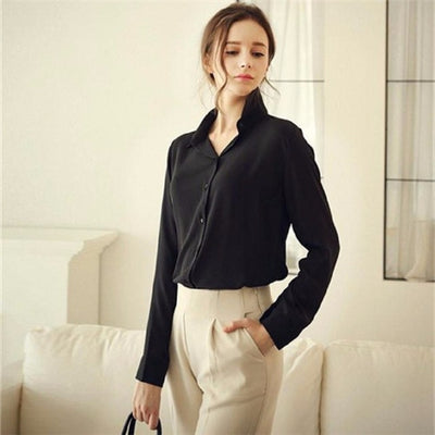 Formal Office Blouse