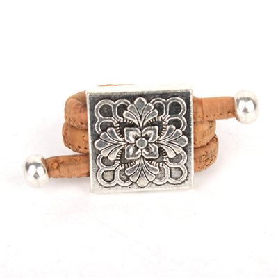 Natural Cork Antique Ring
