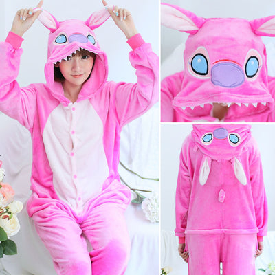 Pink Unicorn Pajama Set