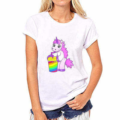 Unicorn Funny T-shirt