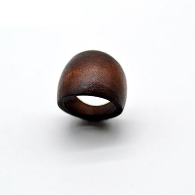 Nature Punk Wooden Ring