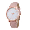 Women brand Leather Wrist Watch