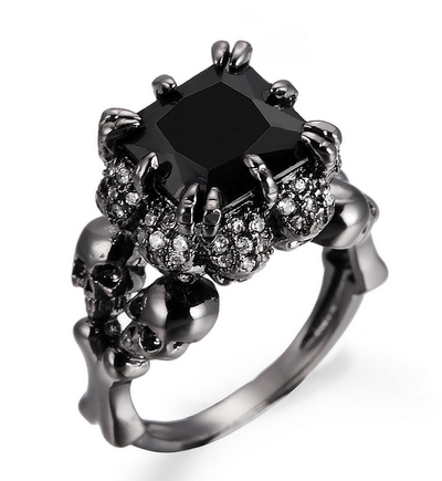 Skull Ring For Women